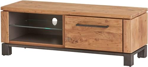 Tv dressoir 130 met 1 lade en 1 open vak - Dalby Collection