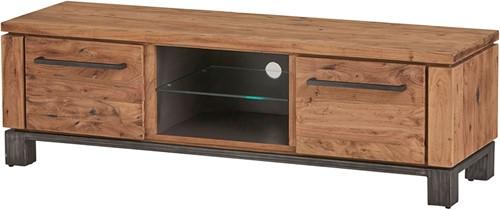 Tv dressoir 150 met 2 lades en 1 open vak - Dalby Collection