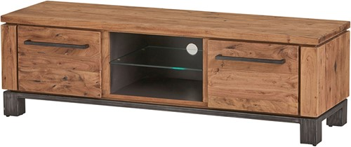 Tv dressoir 170 met 2 lades en 1 open vak - Dalby Collection