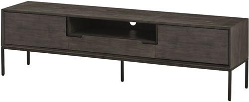 Tv dressoir 200 met 2 deuren, 1 lade en 1 open vak - Gio Collection