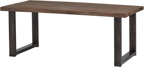 Eetkamertafel 180 - Railwood Collection